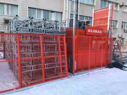 Грузопассажирский подъемник Alimak SC 45
