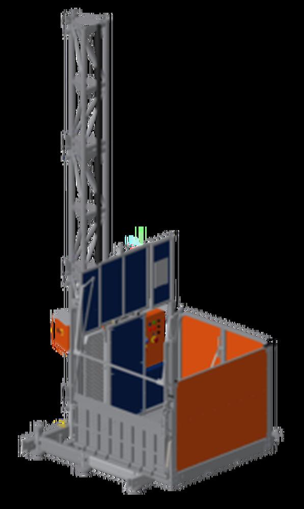 Грузовой подъемник Alimak TPL 1000