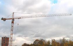 Аренда башенного крана Liebherr 91 EC