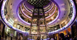 В Москва-Сити начал работать самый высокий в Европе лифт