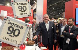 Potain отмечает 90-летие