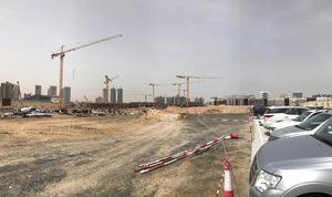 Краны Potain строят новый технический центр на Ближнем Востоке