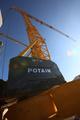 Potain представляет новый самоподъемный кран Igo T 99