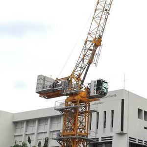 Potain MCH 125 работает на строительстве в Бангкоке