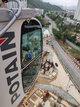 Безоголовочные башенные краны Potain для жилищного строительства в Гонконге